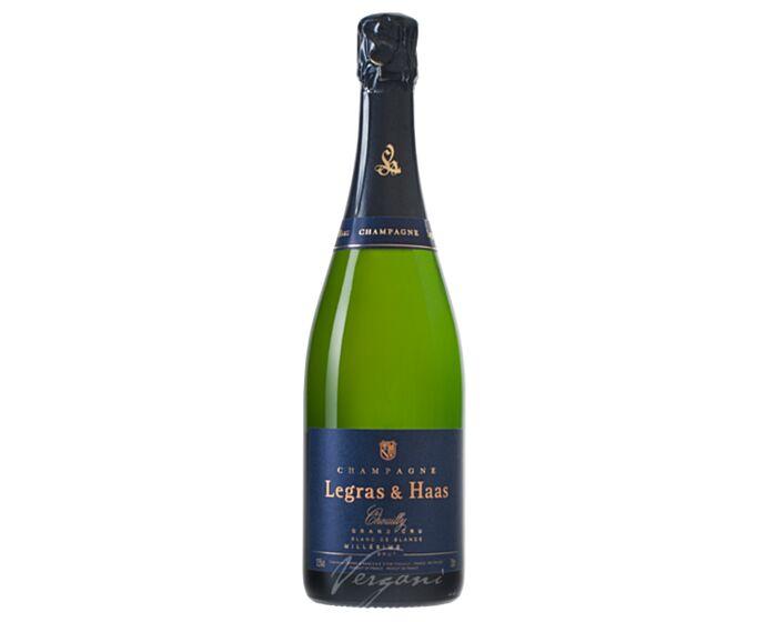 Champagner Brut Millésime Blanc de Blancs