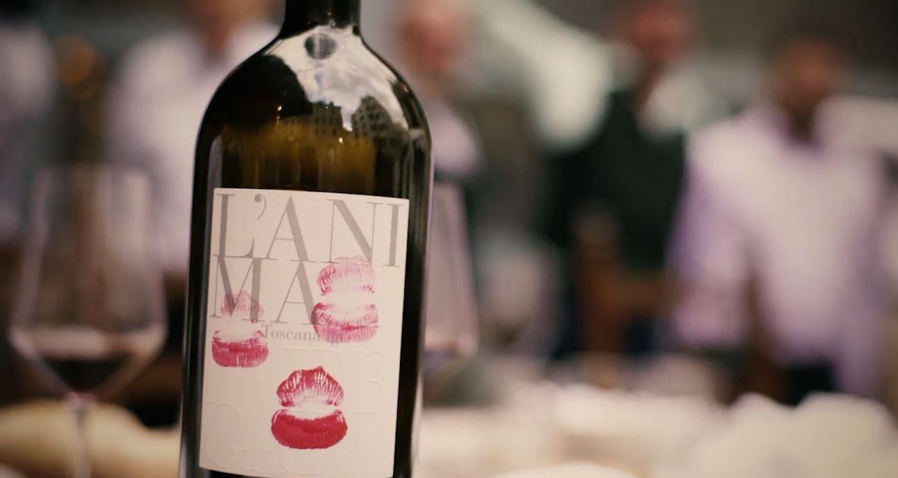 Rotwein bereitet Lust